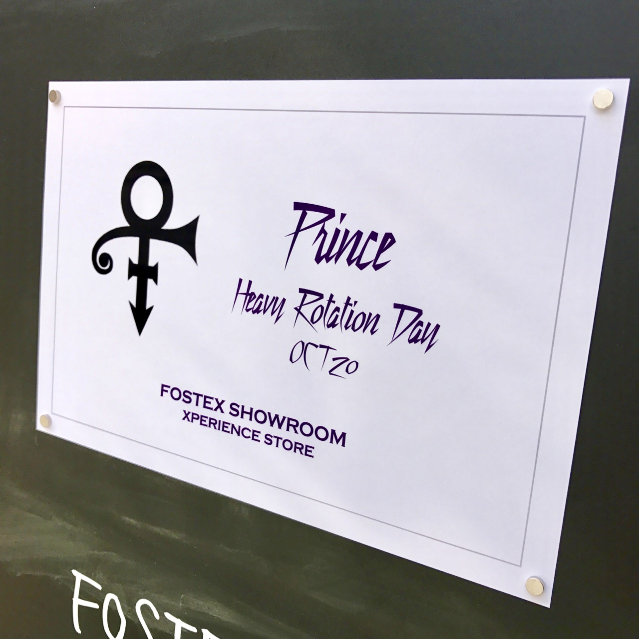 Prince Heavy Rotation Day