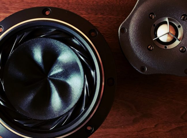 FOSTEX 6.5″ 2way Project